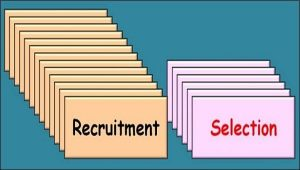 Differences Between Recruitment and Hiring