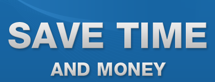 ROI, Save time and Money